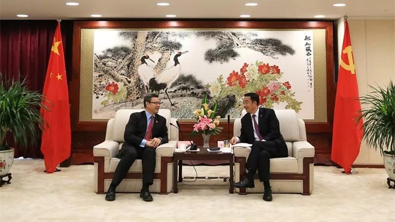 两大中国风电开发商强强联合!国家电投与国家能源集团签署战略合